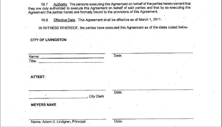 Agreement 12