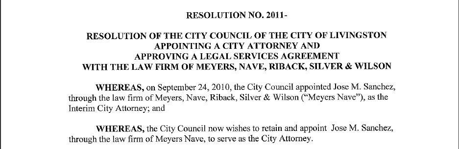 Resolution 1