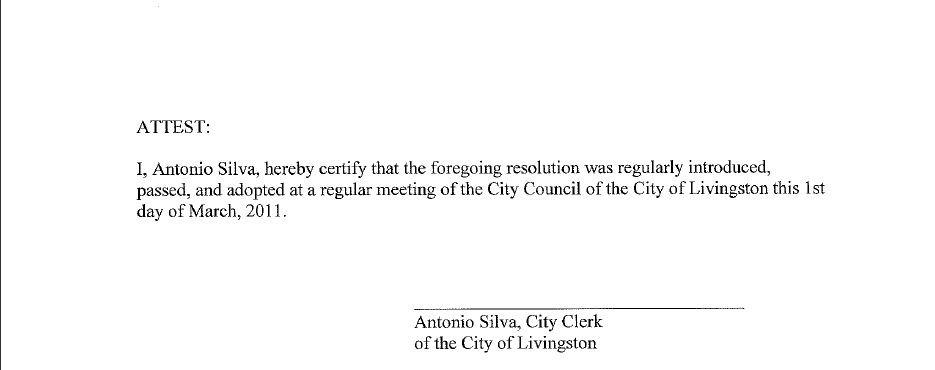 Resolution 3