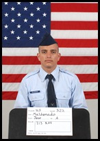 Airman Jose A. Maldonado