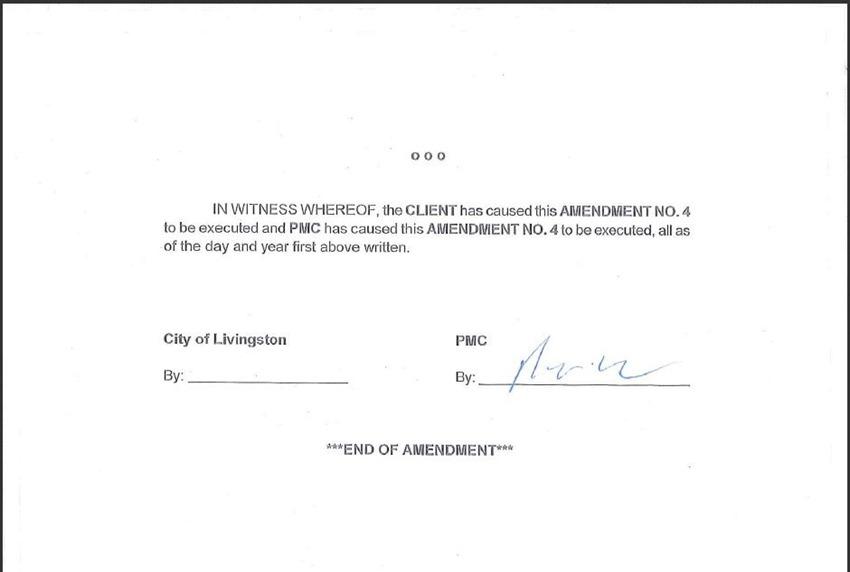 Contract Amendment 11