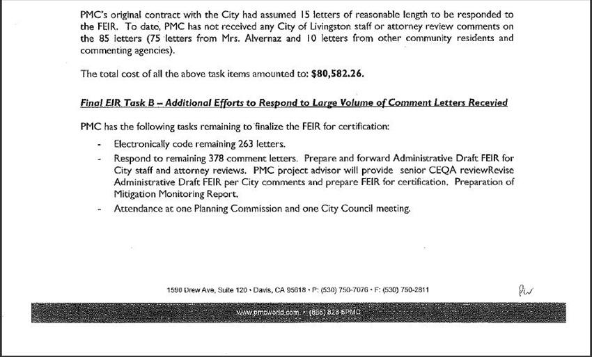 Contract Amendment 14