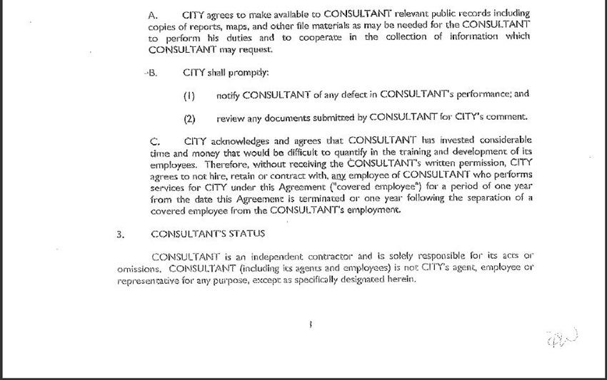 Contract Amendment 18
