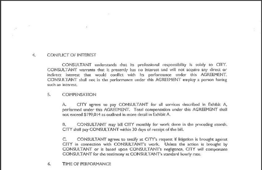 Contract Amendment 19