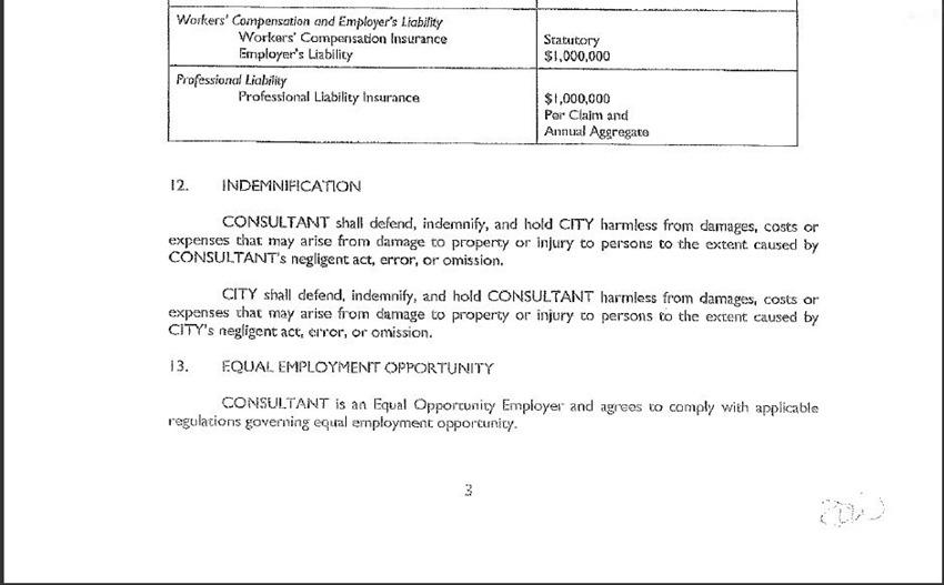 Contract Amendment 22