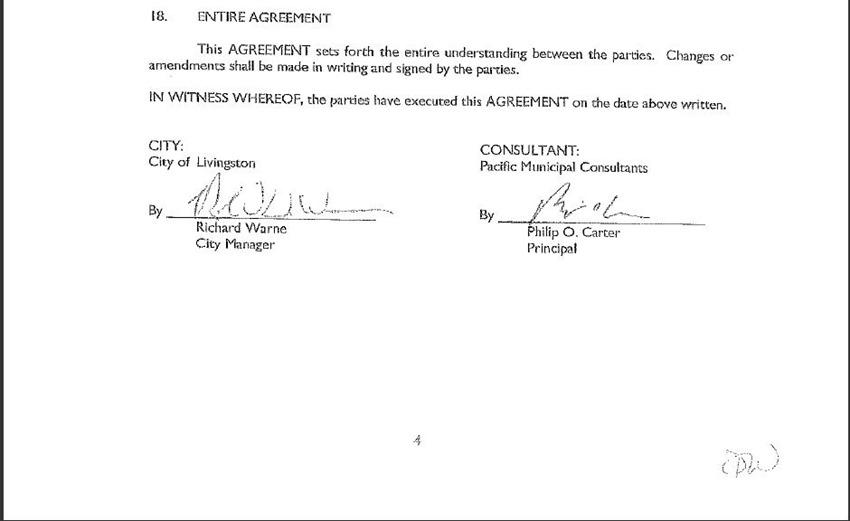 Contract Amendment 24