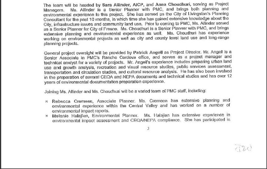 Contract Amendment 30