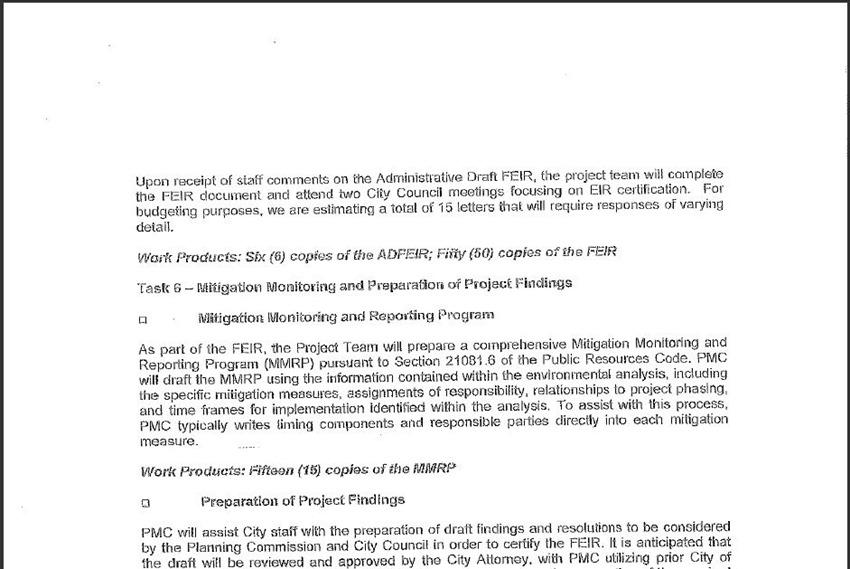 Contract Amendment 43