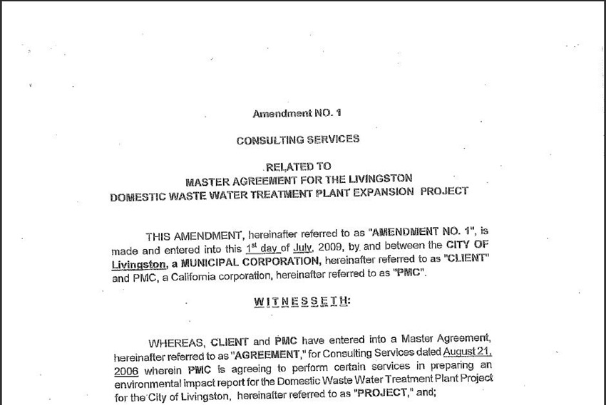 Contract Amendment 49
