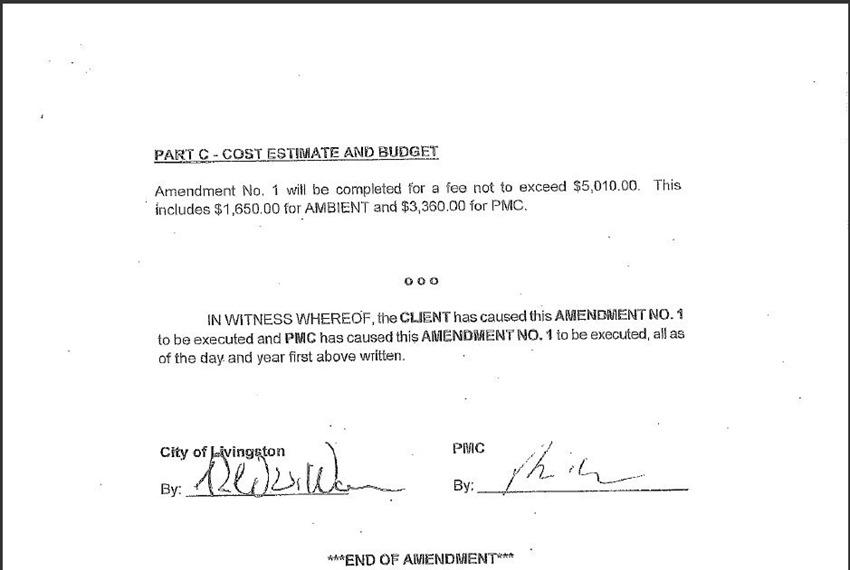 Contract Amendment 51