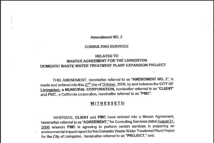 Contract Amendment 53