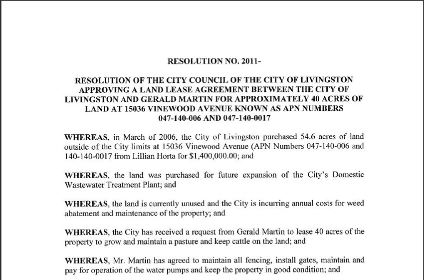 Land Lease Agreement 3