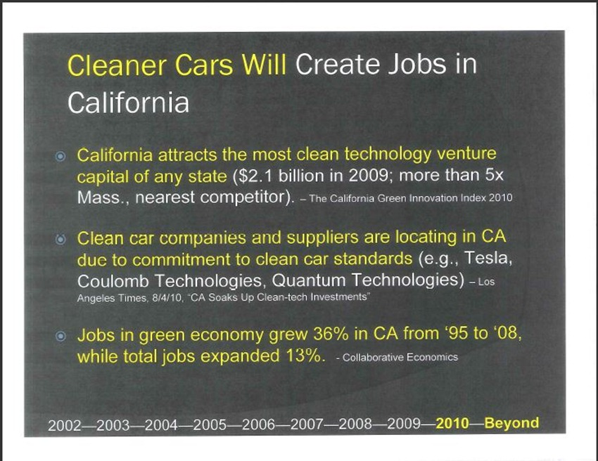 California Clean Cars Campaign 10