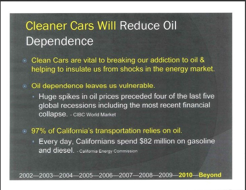 California Clean Cars Campaign 8