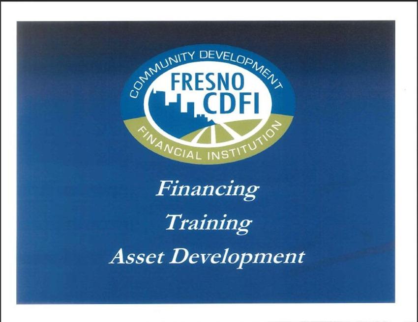 Fresno Community Development Financial Institution 3