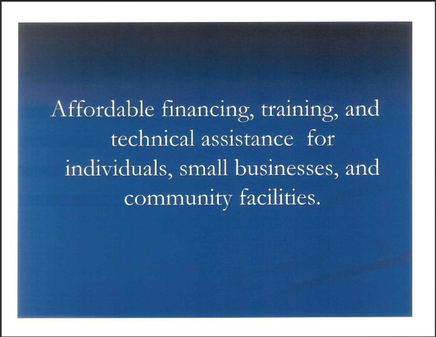 Fresno Community Development Financial Institution 4