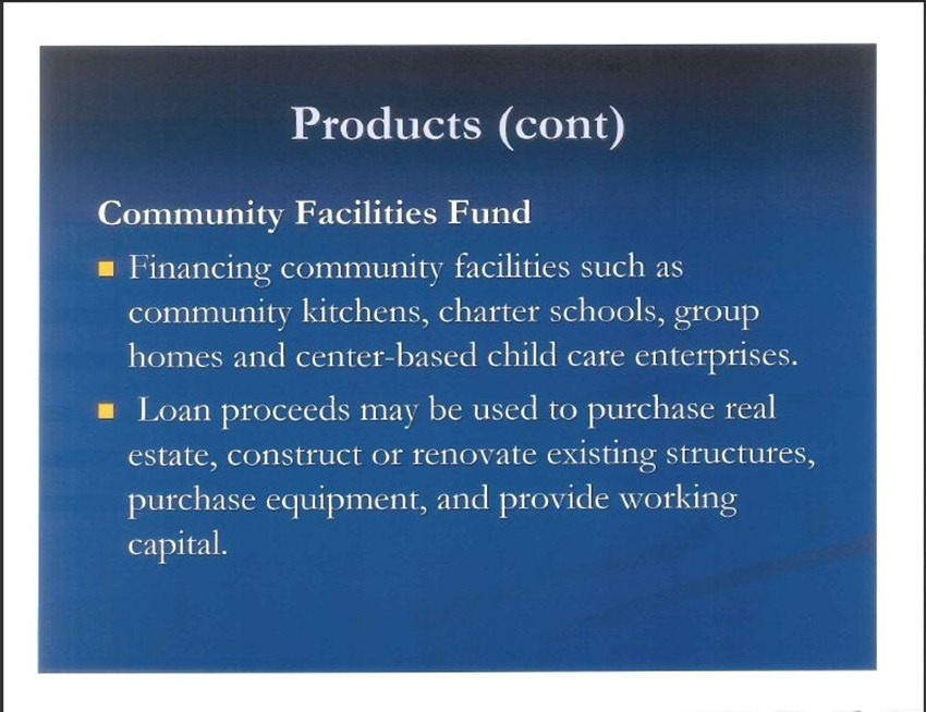 Fresno Community Development Financial Institution 8