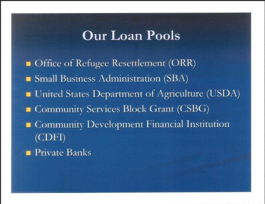 Fresno Community Development Financial Institution 9