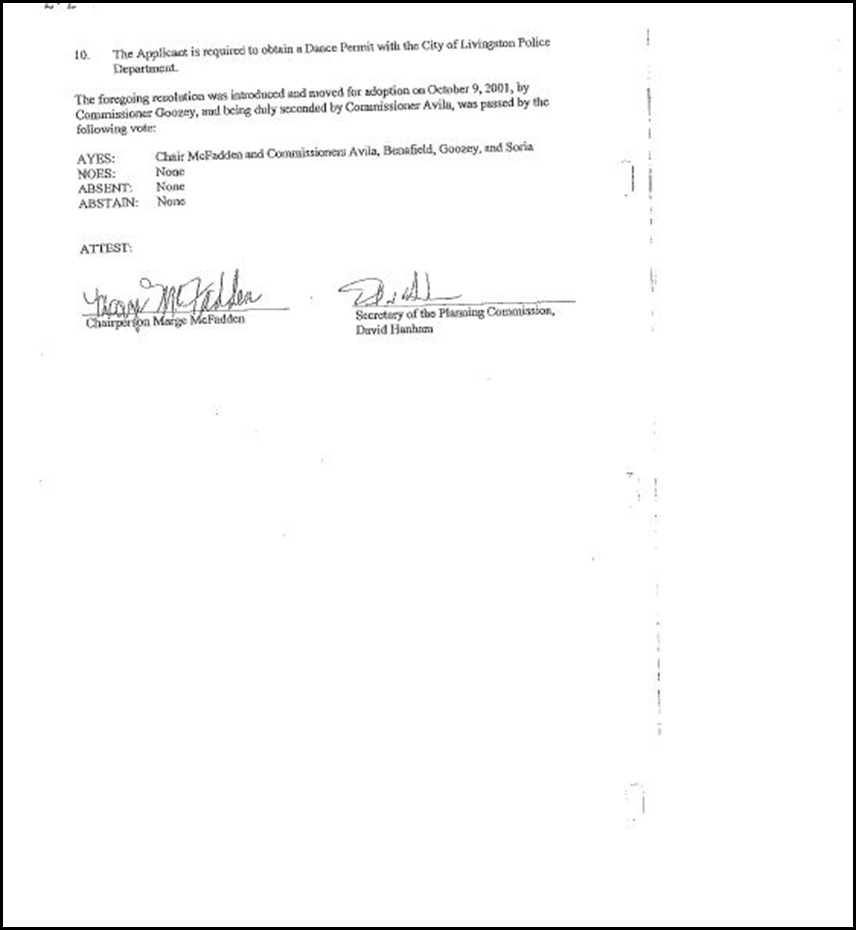 Resolution 2001-16 Page 2