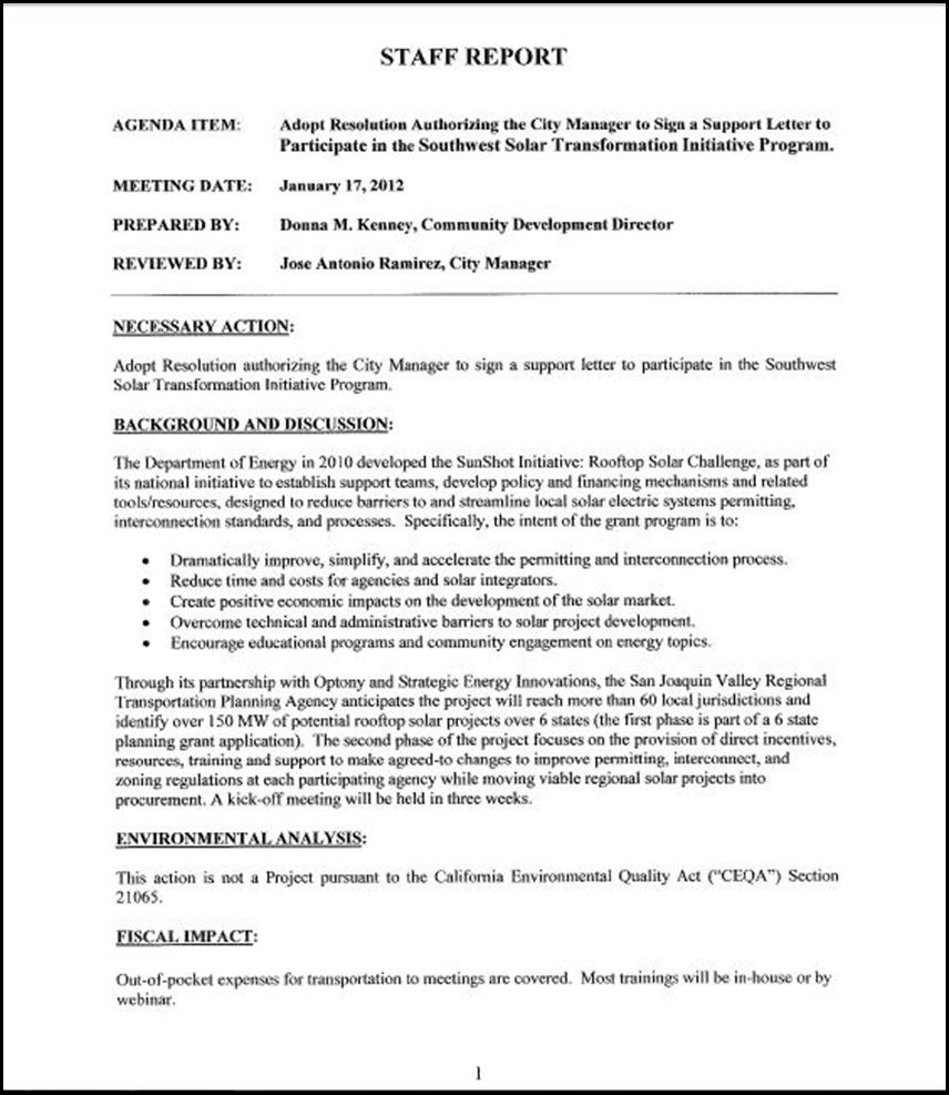 Southwest Solar Page 1