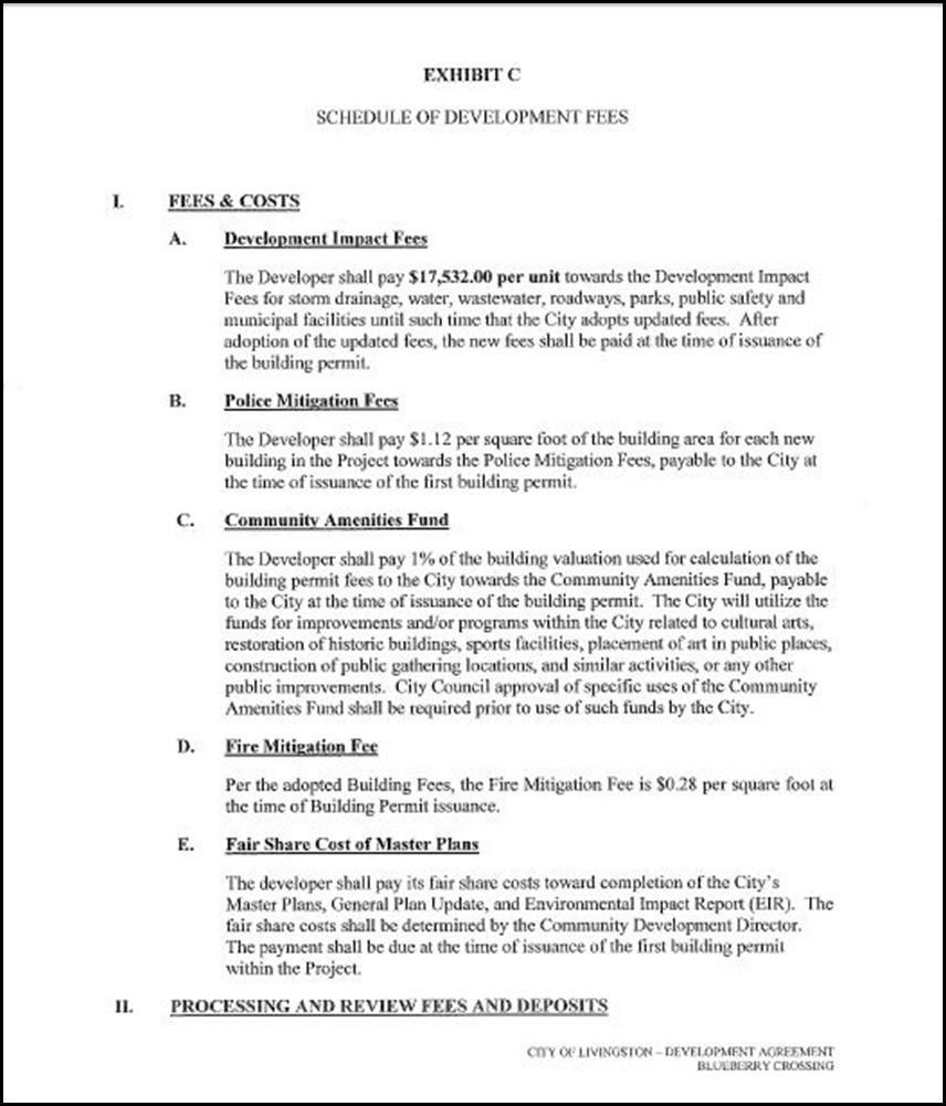 Development Agreement Page 27