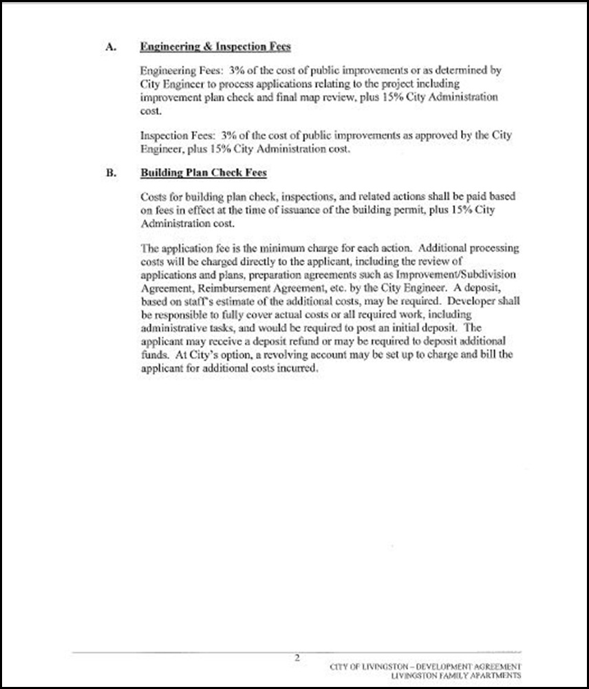 Development Agreement Page 28