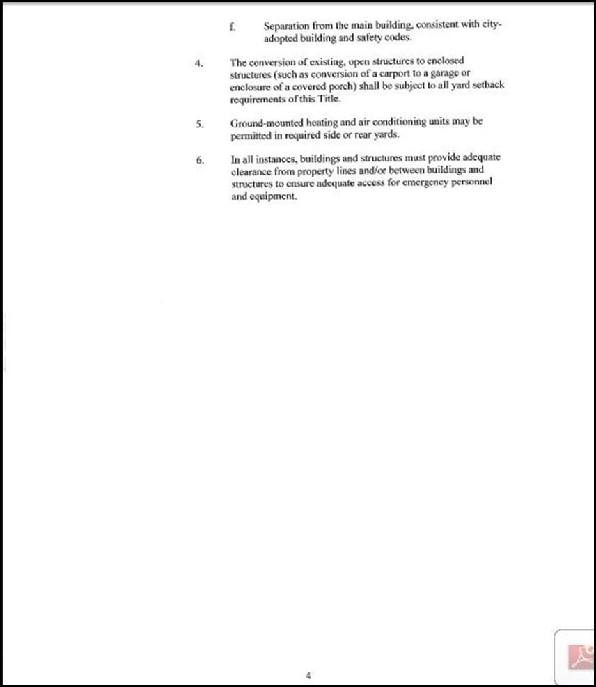 Setback Amendment Page 7
