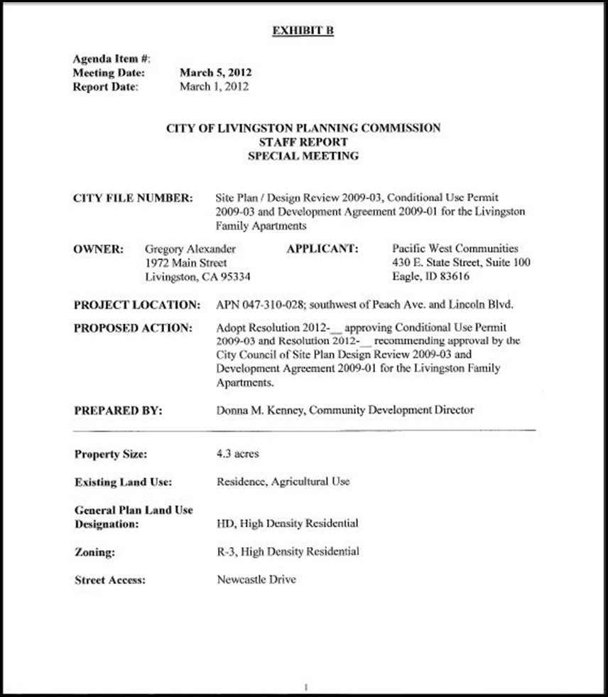 March 05 Special Meeting Page 3 - 1