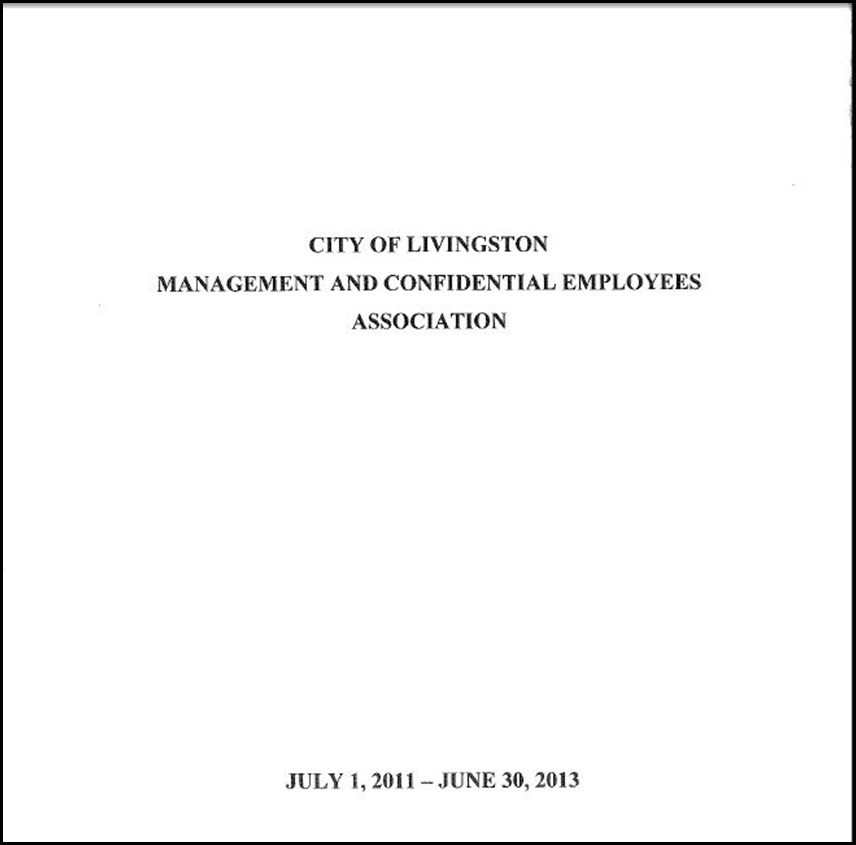 MOU-Management-Confidential Employees Page 4-1