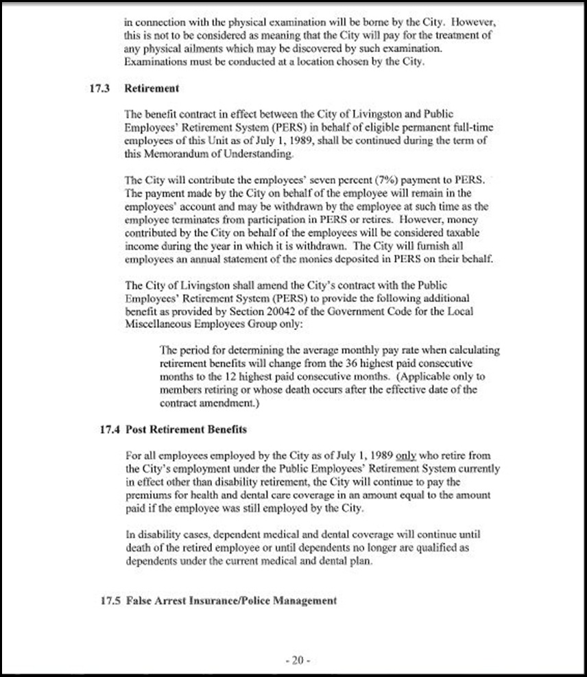MOU-Management-Confidential Employees Page 4-20