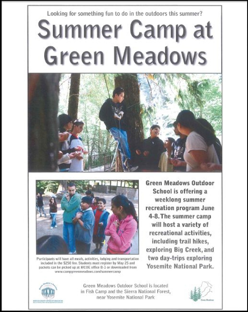 Camp Green Meadows Page 3