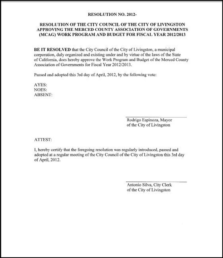 MCAG Work Program Page 2