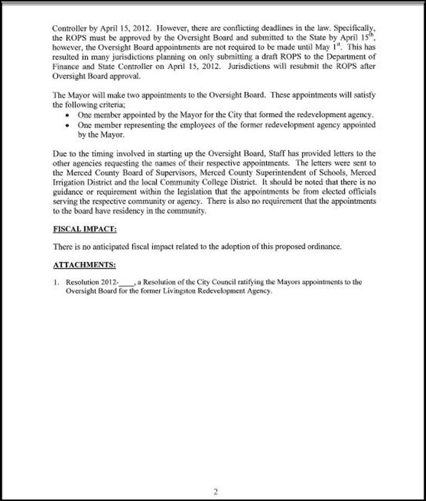 Oversight Page 2