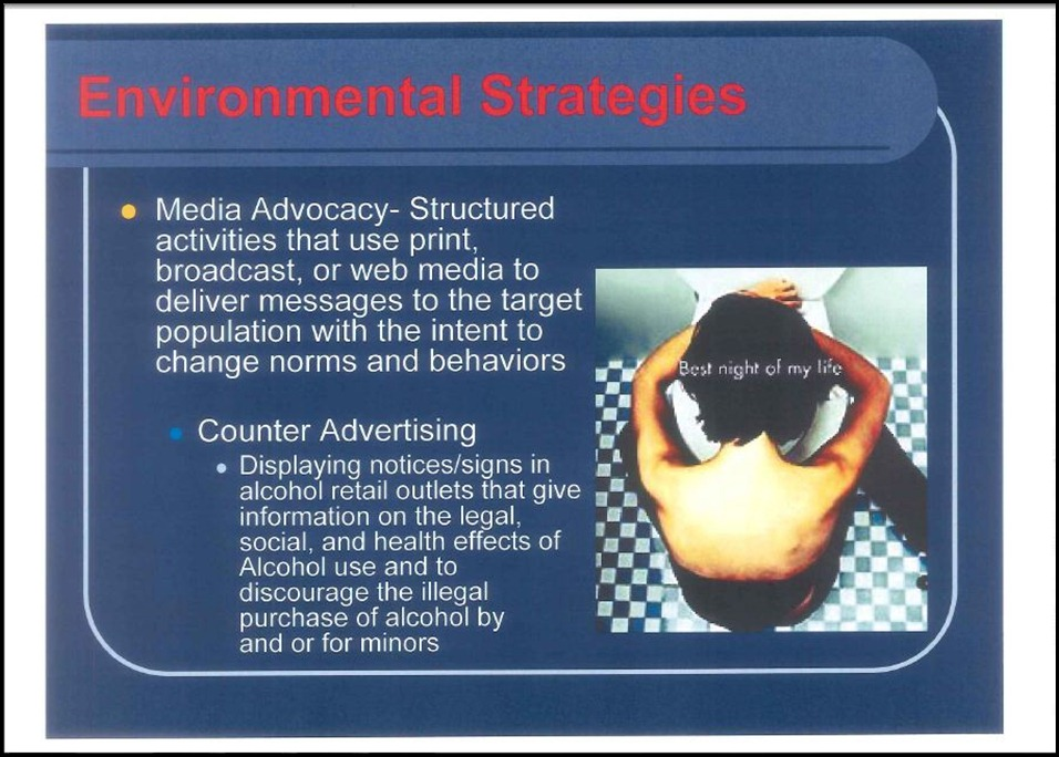Underage Alcohol Page 16