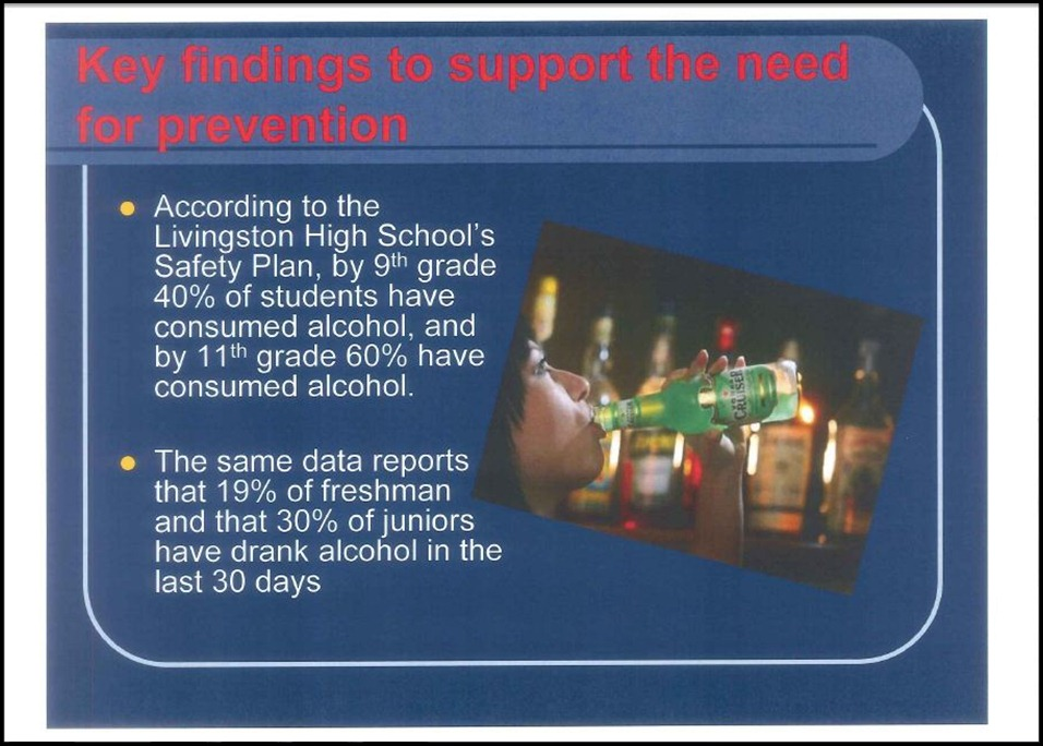 Underage Alcohol Page 3