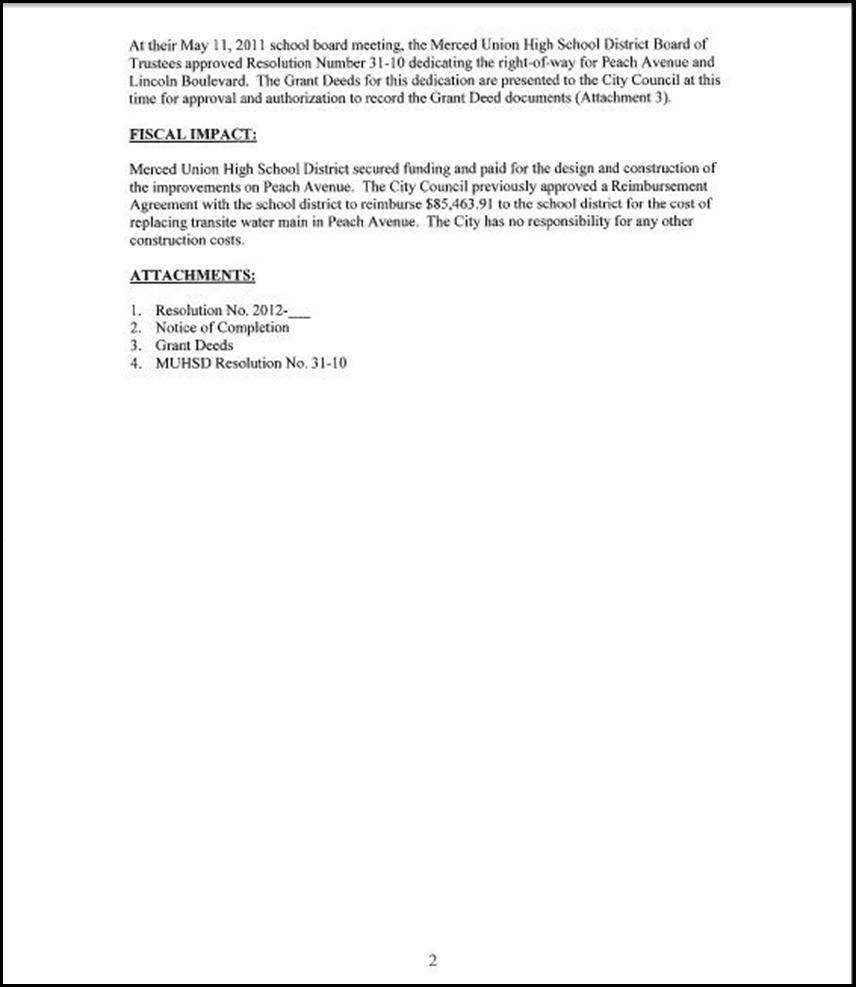 Main St Improvements Page 2
