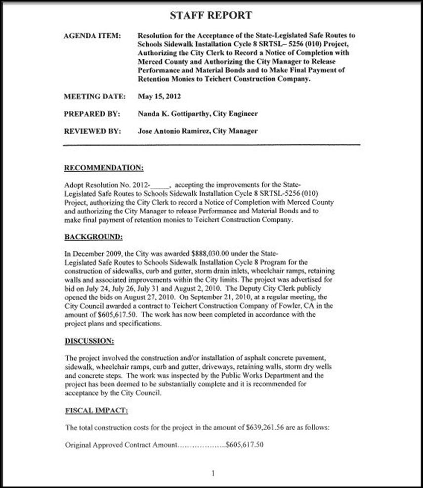 Sidewalks Cycle 8 - Page 1