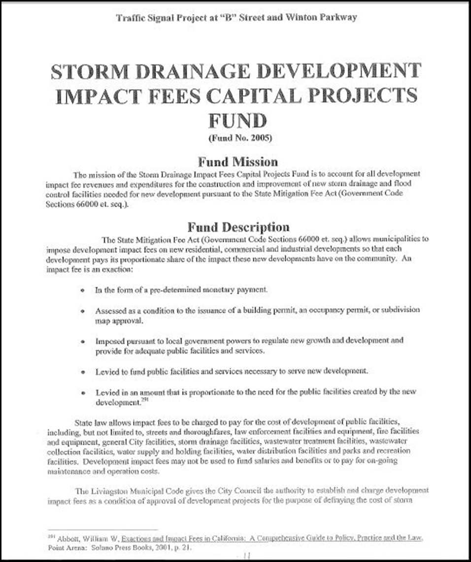 Streets-Bridges-Storm Drains Page 2