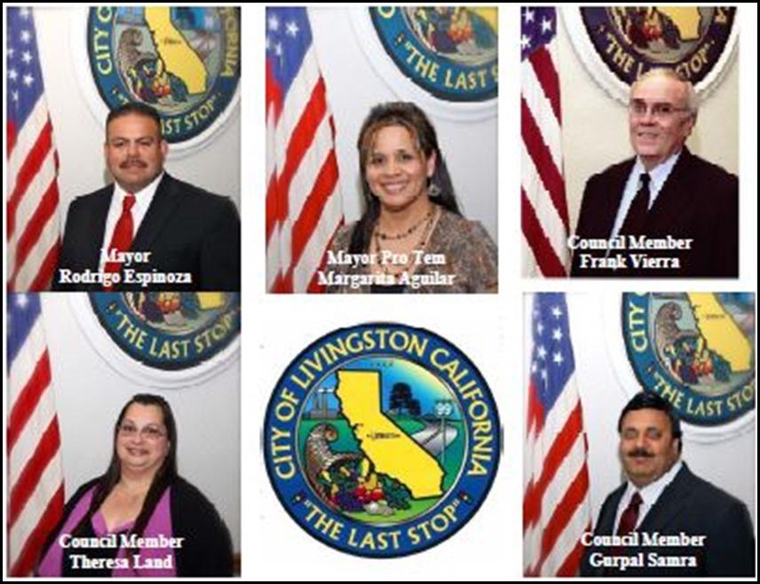 City Council 2010 - 2012