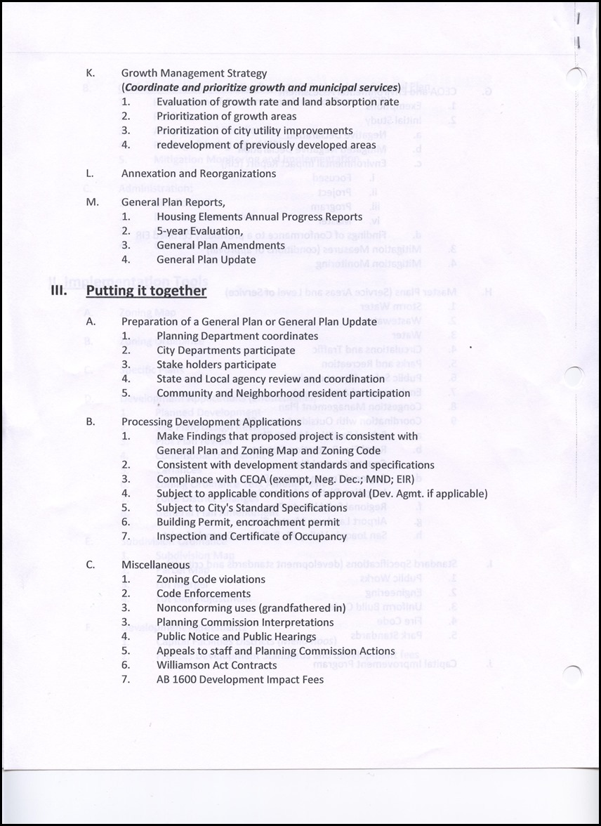 General Plan Page 4
