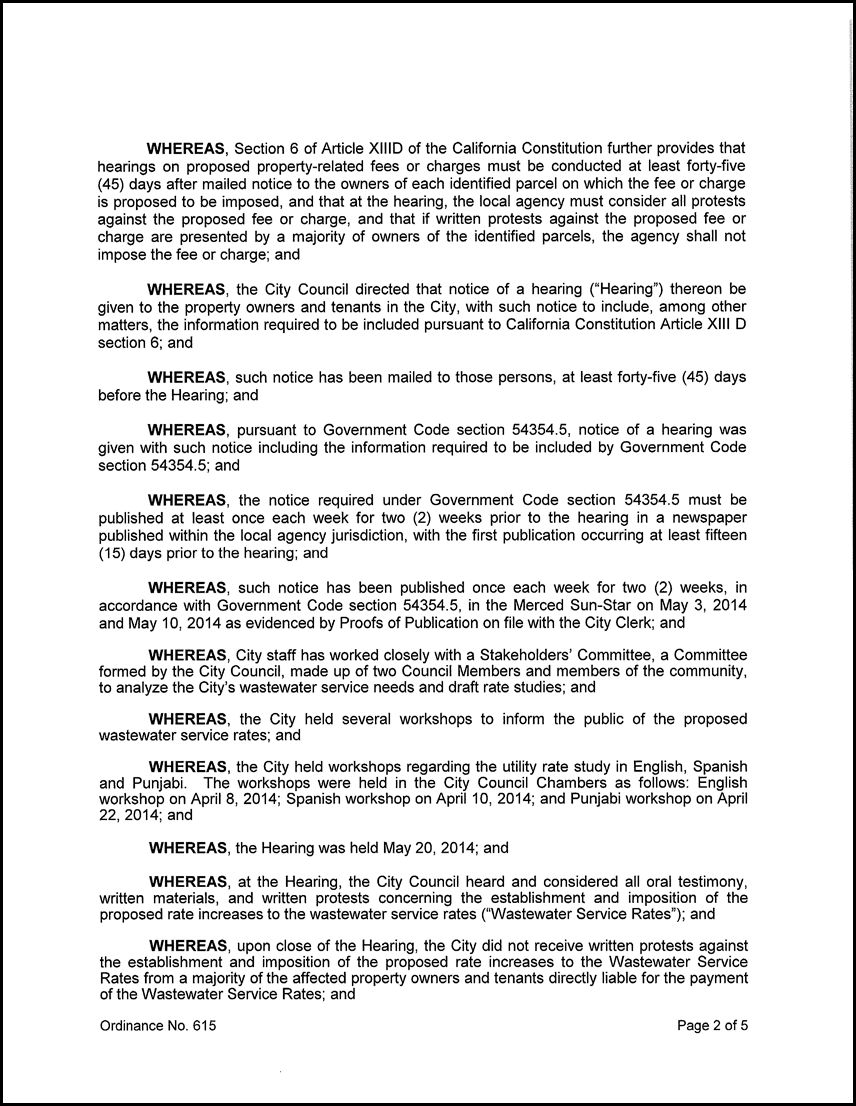 Resolution and ordinance of the city council of the city of image sciox Images